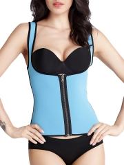 Slimming Sweat Vest Hot Neoprene Body Shapers With Zipper