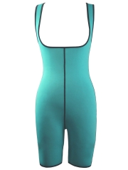 New Full Body Shaper Sport Sweat Neoprene Enhancing Bodysuit