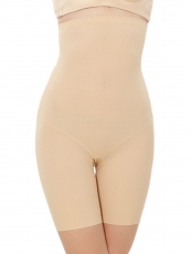 Hi-Waist Tummy Control Panties Thigh Slimmer Body Shaper