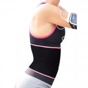 Sauna Effect Waist Trimmer Sweat Enhancer Adjustable Shaper