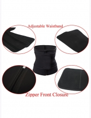 Neoprene Waist Trainer Adiustable Trimmer Belt Body Shaper