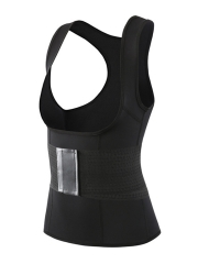 Neoprene Shaper Compression Vest Sports Waist Trainer Belt