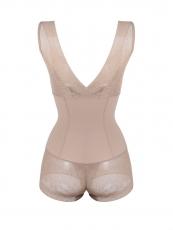 Women Sheer Lace Bodysuits Body Shaper Shapwear Wholesale