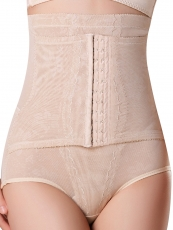 Adjustable Shapewear High Waist Lace Open Butt Tommy Control