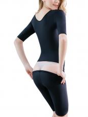 Women's Open Butt Shapewear Seamless Firm Control Bodysuits