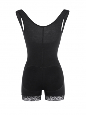 Women's Plus Size Shapewear Firm Control Butt Lift Bodysuit