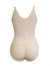 Women Plus Size Waist Trainer Slimming Body Shaper Bodysuits
