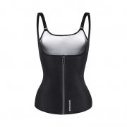 Women's Sweat Waist Trainer Corset Workout Slim Body Shaper