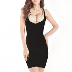 Slimming Firm Control Slip Shapewear Dress Full Body Shaper