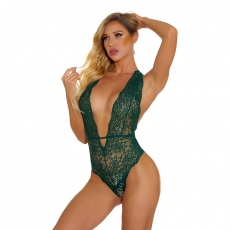 Women Sexy Pajamas Lace lingerie Hot Sleepwear Bodysuit