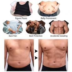 Neoprene Shaper Tummy Sweat Waist Trainer Corset Sauna Belt