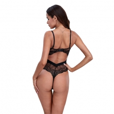 Lace Teddies Lady Sexy Lingerie Sleepwear Bodysuit Chemises