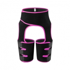 Neoprene Waist Trainer Leg Shapewear Slim Trimmer Thigh Belt