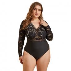 Sexy Pajama Dress Lace Sleepwear Plus Women Lace Lingerie