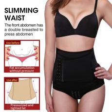 Postpartum repair pant waist Body Shaper Butt Lifter Hip