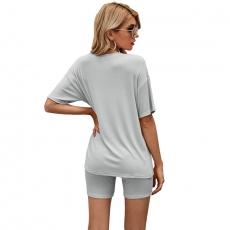 Autumn Sleep Sleepwear Set Pajamas Lounge Wear Nightwear