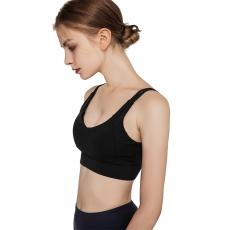 Breathable Yoga Underwear Shockproof Sports Fitness Bras