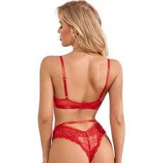 Sexy Women Lingerie Bikini Sleepwear Lace Pajamas Underwear