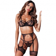 Lingerie Bikini Bodysuit Adjustable Straps Pajamas Sleepwear