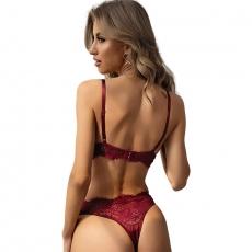 Hot Lace Bra Set Underwear Lingerie Women Teddies Pajamas