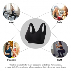 Posture Corrector Sports Support Fitness Push Up Bra Vest