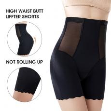 Women Workout Body Shaper Butt lift Panty High Waist Shorts