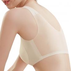 M To 7XL Women Seamless Ultra Breathable Sports Bra Vest