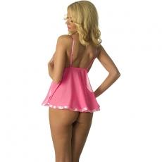 Sexy Bodysuit Pajamas Set Lace lingerie Sleepwear For Lady