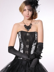 Fashion Hot Sale Royal Court  Noble Rose Women Corset
