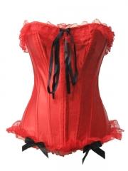 Elizabeth Gothic Overbust Women Fashion Corset