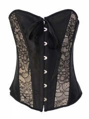 Rose Lace Corset With Reasonable Wholesale Prices
