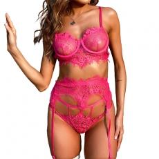 Women's Bodysuit Sexy Lingerie Underwear Catsuit Pajamas