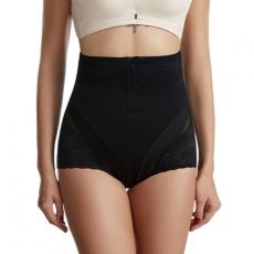 Women's Body Shaper Panties Ziper Hooks Butt Lifter Shorts
