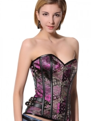 Featured China Colorful Corset With Reasonable Prices