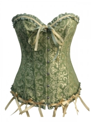 Hot Sale Elegant Floral Corset Burvogue Wholesale